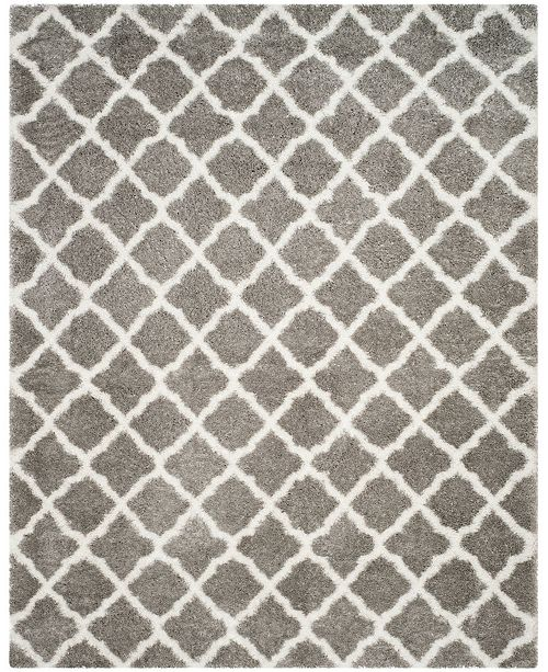 Safavieh Indie Gray and Ivory 8' x 10' Area Rug