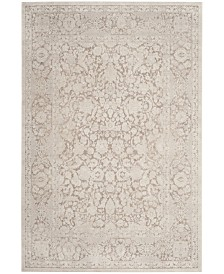 "Safavieh Reflection Beige and Cream 5'1"" x 7'6"" Area Rug"