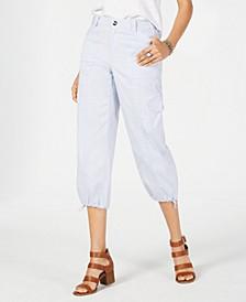 Capri Cargo Pants, Created for Macy's