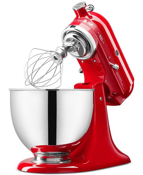 Kitchenaid Ksm180qhsd 100 Year Limited Edition Queen Of Hearts 5 Qt