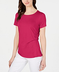 Side-Draped Top, Created for Macy's