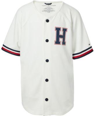 tommy hilfiger jersey shirt