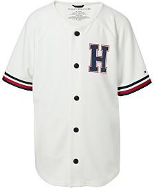 Tommy Hilfiger Little Boys Baseball Shirt