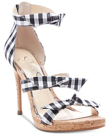 Jessica Simpson Kaycie Dress Sandals