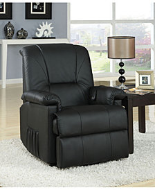 Reseda Recliner with Power Lift & Massage