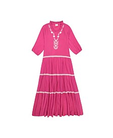 Masala Baby Girls India Dress