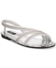 DKNY Khloi Flat Sandals, Created for Macy's