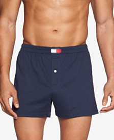 Tommy Hilfiger Men's Modern Essentials Knit Cotton Boxers
