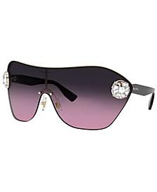 Sunglasses Polarized, MU 68US 58 SS 2019 Special