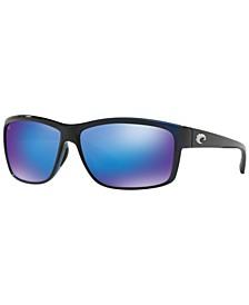 Polarized Sunglasses, CDM MAG BAY 06S000163 63P