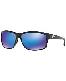 Costa Del Mar Polarized Sunglasses, CDM MAG BAY 06S000163 63P