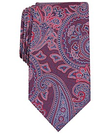 Men's Glover Paisley Tie, Created for Macy's