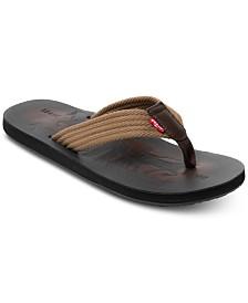 Levi's® Men's Two Horse Flip Flops