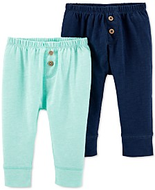 Carter's Baby Boys 2-Pk. Pants