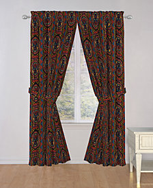"Marvel Black Panther Tribal Panther 63"" Drapes"
