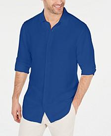 Men's Platoon Linen Shirt, Created for Macy's
