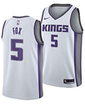 2a64974830d9 Nike Men s DeAaron Fox Sacramento Kings Association Swingman Jersey