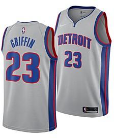 Men's Blake Griffin Detroit Pistons Statement Swingman Jersey