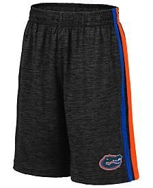 Colosseum Big Boys Florida Gators Team Stripe Shorts