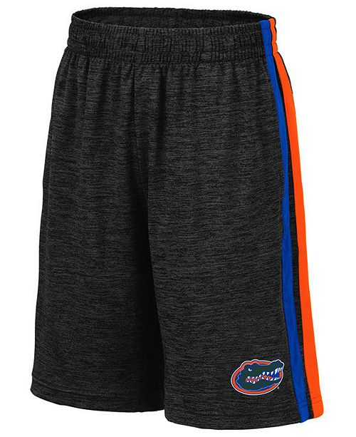 Colosseum Big Boys Florida Gators Team Stripe Shorts