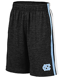 Big Boys North Carolina Tar Heels Team Stripe Shorts