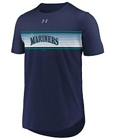 Under Armour Men's Seattle Mariners Seam to Seam T-Shirt