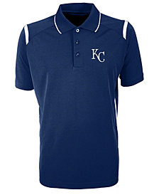 Antigua Men's Kansas City Royals Merit Polo