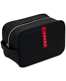 Receive a Free Dopp Kit with any large spray purchase from the Men's Prada Luna Rossa Fragrance Collection