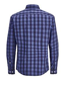 Men's Essential Gingham Shirt