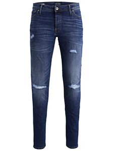 Jack & Jones Men's Slim-fit Ripped Jeans