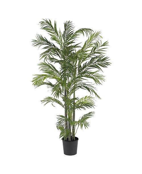 Nearly Natural 5' Areca Faux Silk Palm Tree