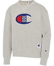 Champion Men's Century Logo Sweatshirt