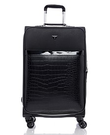 "GUESS Fashion Travel Zelzah 24"" Spinner Upright Luggage"