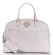 GUESS Fashion Travel G-LUX Dome Tote