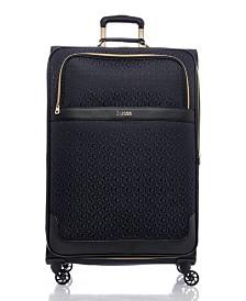 "GUESS Fashion Travel Bellarini 28"" Spinner Upright Luggage"