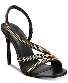 DKNY Sandi Dress Sandals, Created for Macy's