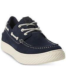 Polo Ralph Lauren Men's Boat Deck Shoes