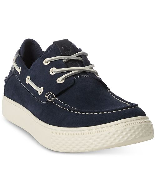 Polo Ralph Lauren Men's Boat Deck Shoes