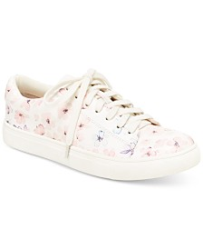 Nanette by Nanette Nanette Lepore Wynn Lace-up Sneakers, Created for Macy's