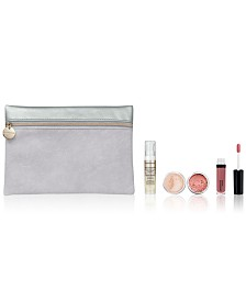 Receive a FREE 5-PC. gift with any $35 BareMinerals Purchase!