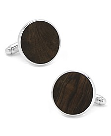 Stain Wood Cufflinks