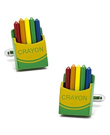 Crayon Box Cufflinks