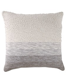 "Home Woven Ombre 18""x18"" Decorative Pillow"