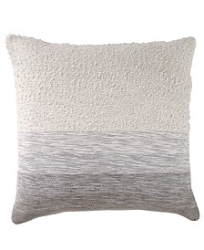 "Peri Home Woven Ombre 18""x18"" Decorative Pillow"
