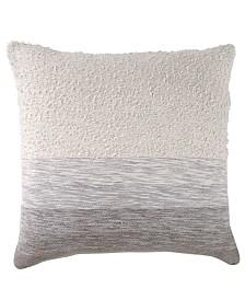 """Peri Home Woven Ombre 18""""x18"""" Decorative Pillow"""