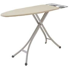 Household Essentials Lightweight Wide Top Ironing Board