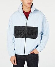 HUGO  Men's Windbreaker Jacket