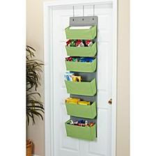 6-Pocket Over-the-Door Organizer