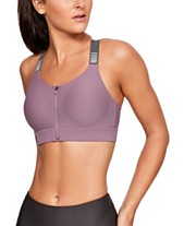 e817aeb038 Under Armour Balance Eclipse Adjustable Zip High-Impact Sports Bra