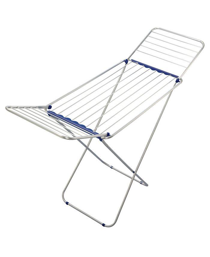 Household Essentials - Leifheit Siena 180 Aluminum Drying Rack